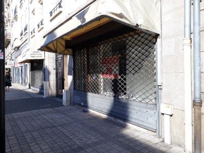 Local commercial en hyper centre ville