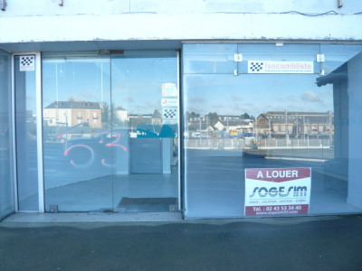A louer local commercial 75 m²