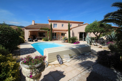 Villa de grand standing, avec piscine, à Argelès-sur-Mer