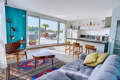 Appartement 4 pièces avec Terrasse - 72 m² - 69200 VENISSIEU