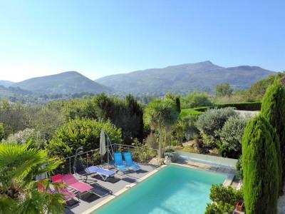 ASCAIN - Villa Contemporaine vue sur la Rhune