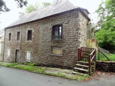 Bâtiment a restaurer st nicolas du pelem - 5 pièce (s) - 117 m²