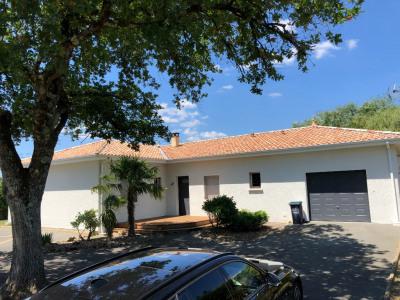 Maison récente 125m² sur 1450m² de terrain