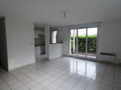 Appartement T3 avec jardin privatif