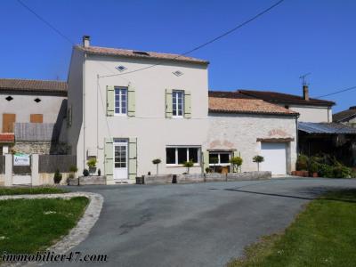 Maison de village laparade - 5 pièces - 175 m²