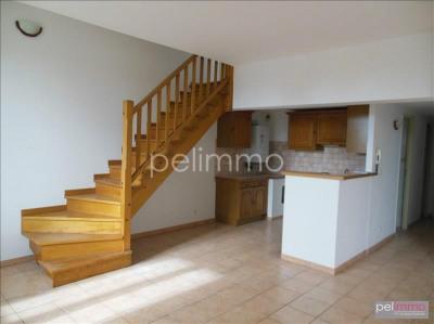 Appartement duplex salon de provence - 3 pièce (s) - 71.37 m²