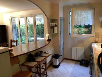 Appartement 3 pièces de 51 m² avec jardin