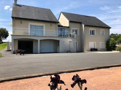 Maison unique contemporaine avec une vue a 360 o- le calme
