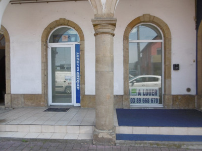 Local commercial Dannemarie 38 m²