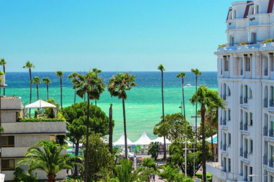 Cannes Gray d'Albion Croisette 136m² Vue Mer Cannes