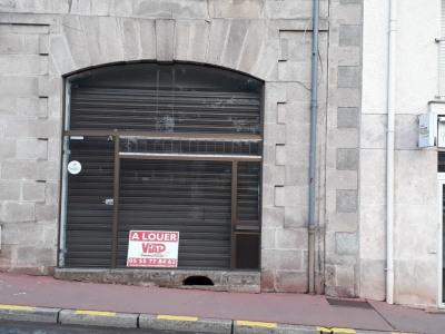 Local d'activité Limoges 2 pièce(s) 37 m2