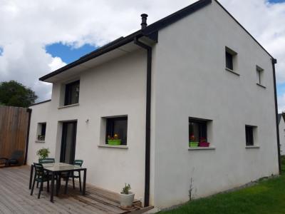 Contemporaine Questembert centre 5 CHAMBRES 118 m²