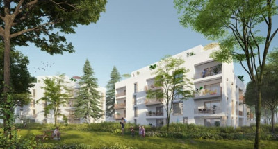LYON 5 - quartier Ménival