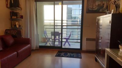 A vendre appartement T2 avec balcon la rochelle médiathèque