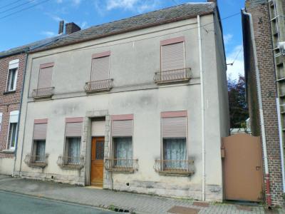 BERTRY Maison de village à rénover
