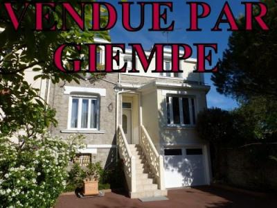 Maison 6 pièces-117 m²-NANTES-420 000 euros