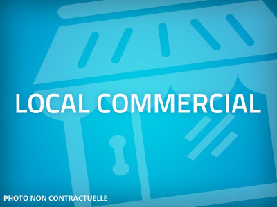 Local commercial Saint Pierre 280 m²