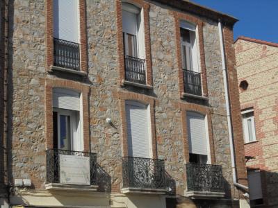 Perpignan MOYEN VERNET Immeuble composé de 2 appartements F