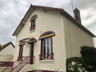 Viager occupé - chambly (60)