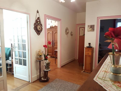 Appartement bourgeois st die - 5 pièce (s) - 115 m²