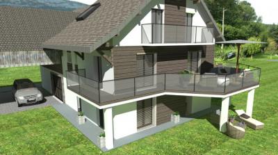 Maison de pays Saint-jorioz 7 pièce (s) 160 m²