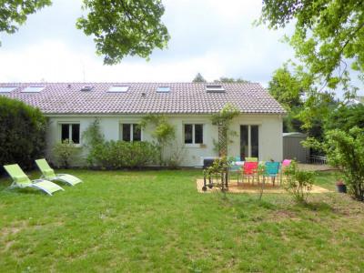 Maison MENNECY LEVITT modèle orville 120m² 648m² de terrain