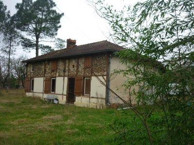 Landes house (typical) 5 rooms