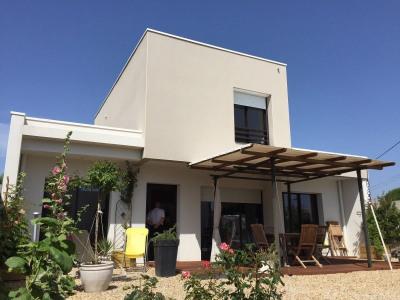 Villa contemporaine à la Pironnière