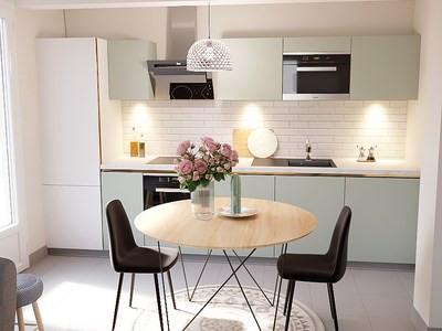 Appartement Le Grau Du Roi 3 pièce(s) 051 m2