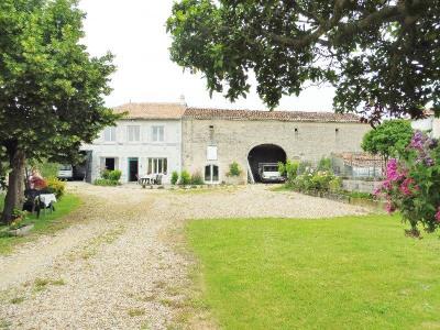 Typisches Haus der Charente 6 Zimmer Entre Cognac et Jarnac