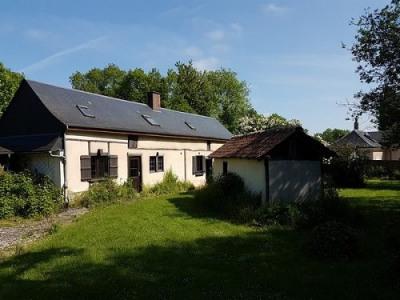 Maison située proche de Poix de Picardie