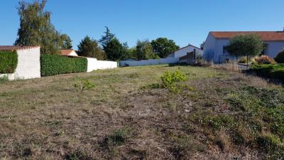 Terrain Saint Julien De Concelles 607 m²
