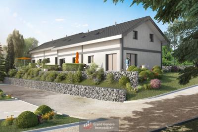 MONNETIER-MORNEX~Maison de 90 m² de 4 chambres avec jardin à