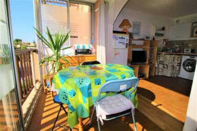 Appartement 1 pièces 25 m² à Cagnes Sur Mer