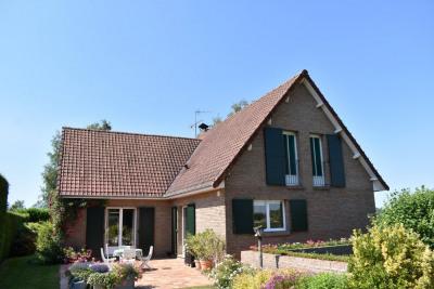Maison individuelle située à Quiestède