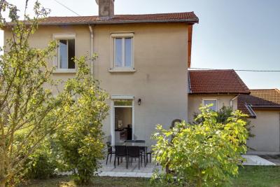 Maison de type 4 d'une surface de 90 m²