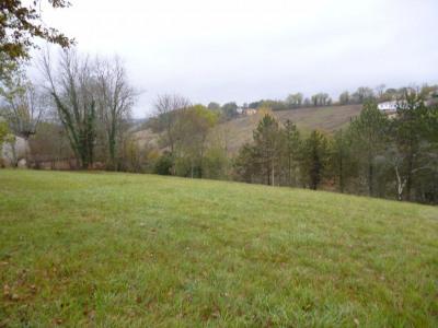 Terrain Coursac 1297 m²