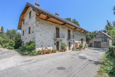 Maison type 5/6 charme et authenticité 135 m² ENTRELACS