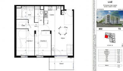 Vente appartement Saint-Fons (69190)