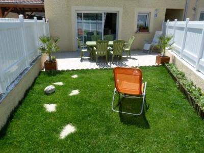T3 rez-de-jardin 76 m² Rives