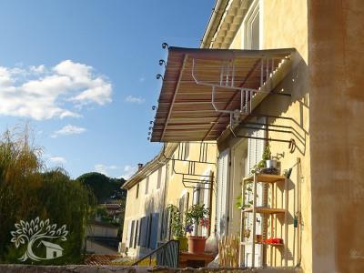 Appartement 3 pièces 74.6 m² avec terrasse de 32 m²