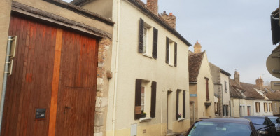 Centre ville Pont sur Yonne