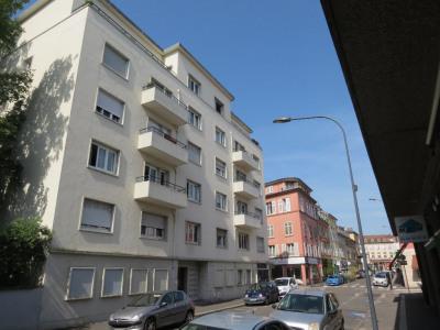 Centre historique de Mulhouse appartement 2 pièces de 54m²