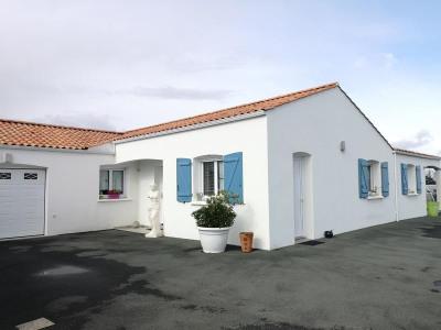 Maison l aiguillon sur mer - 7 pièce (s) - 149 m²