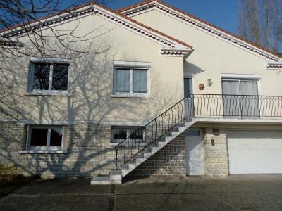 Maison sur sous-sol bessines - 6 pièce (s) - 133 m²