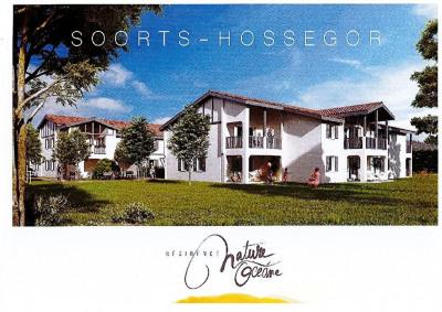 Appartement Soorts Hossegor 3 pièce (s) 60 m²