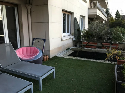 T3 meublé avec terrasse