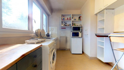 Appartement Chatenay Malabry 2 pièces 46.04 m²