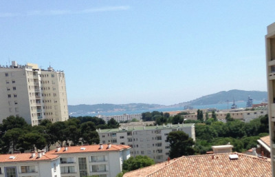 Appartement Toulon 3 pièce (s) 49.25 m² avec 2 garages
