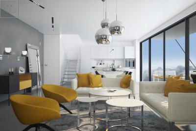 Appartement SAINT DIDIER AU MONT D'OR 4 Pièces 119 m²